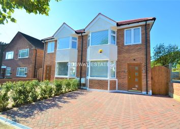 Thumbnail 4 bed semi-detached house for sale in Birkbeck Road, Mill Hill