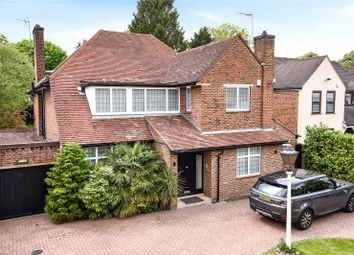 Thumbnail 4 bed detached house for sale in Bentley Way, Stanmore, Middlesex