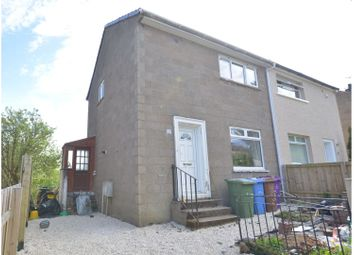 Thumbnail 2 bed semi-detached house for sale in Kinarvie Crescent, Glasgow