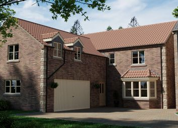 Thumbnail 5 bedroom detached house for sale in Dunholme Road, Scothern
