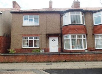 Thumbnail 2 bed flat to rent in Wright Street, Blyth