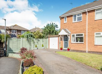 Thumbnail 2 bed semi-detached house for sale in Cozens Close, Bedworth, Warwickshire