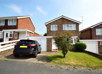 Thumbnail 3 bed detached house for sale in Hazel End, Swanley, Kent