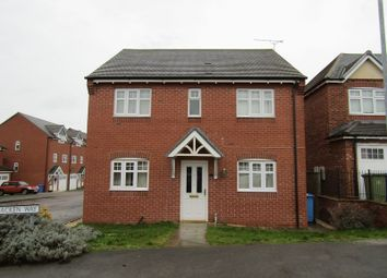 Thumbnail 4 bed detached house for sale in Bracken Way, Harworth, Doncaster