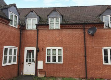 Thumbnail 1 bedroom terraced house for sale in Brewery Court, Bewdley Street, Evesham