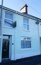 Thumbnail 3 bed terraced house for sale in St. Mary Street, Whitland, Sir Gaerfyrddin