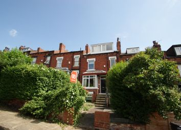 Thumbnail 4 bed terraced house to rent in St Ann Avenue, Burley, Leeds
