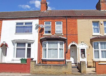 3 bed terraced house to rent in Lister Road, Wellingborough, Northamptonshire NN8