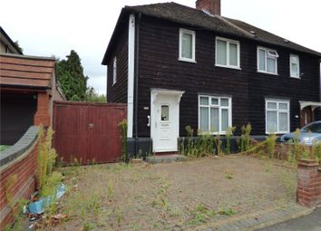 Thumbnail 3 bed semi-detached house for sale in Becontree Avenue, Dagenham, Essex