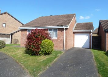 Thumbnail 2 bedroom detached bungalow to rent in Cherry Close, Honiton, Devon