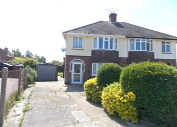 3 bed semi-detached house for sale in Exeter Road, Felixstowe IP11, Felixstowe,