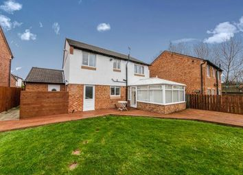 Thumbnail 4 bed detached house for sale in Mickle Close, Washington, Tyne And Wear