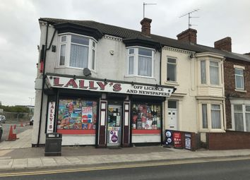 Thumbnail Retail premises for sale in Yarm Road, Darlington