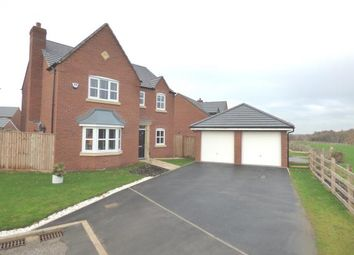 Thumbnail 4 bedroom detached house for sale in Central Park Road, Lostock Hall, Preston, Lancashire