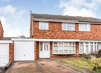 Thumbnail 3 bedroom semi-detached house to rent in Pemberton Road, Admaston, Telford