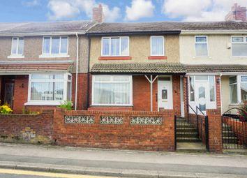 3 bed terraced house for sale in Glebe Terrace, Easington, Peterlee SR8