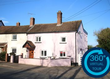 Thumbnail 4 bed end terrace house for sale in Half Moon Village, Newton St. Cyres, Exeter