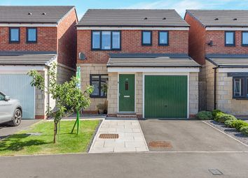 Thumbnail 3 bed detached house for sale in Derwent Water Drive, Stella Riverside, Blaydon-On-Tyne