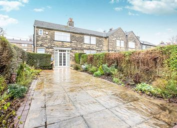 Thumbnail 3 bed terraced house for sale in Woodlands Mount, Boothtown, Halifax
