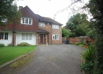 Thumbnail 4 bed semi-detached house for sale in Bede Close, Pinner
