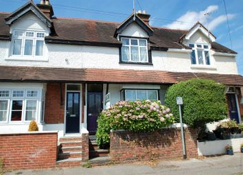 Thumbnail 2 bedroom terraced house for sale in Bannerman Road, Petersfield