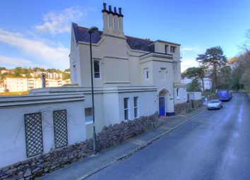 Thumbnail 2 bed flat for sale in The Lawn, Lower Woodfield Road, Torquay, Devon