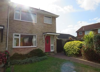 Thumbnail 3 bedroom semi-detached house for sale in Symes Road, Hamworthy, Poole