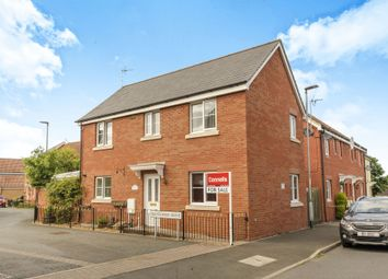 Thumbnail 3 bed detached house for sale in Mayflower Drive, Hereford