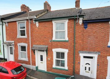 Grove Avenue, Teignmouth TQ14. 2 bed terraced house for sale