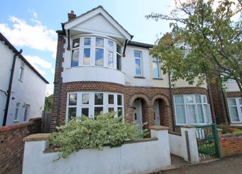 Thumbnail 3 bed semi-detached house to rent in Sidney Road, Bedford