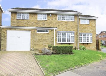 Thumbnail 5 bed detached house for sale in Seaford Close, Ruislip