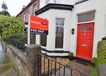 Thumbnail 3 bed terraced house for sale in Claughton Firs, Prenton