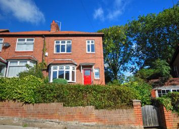 Thumbnail 3 bed semi-detached house for sale in Dene Avenue, Gosforth, Newcastle Upon Tyne
