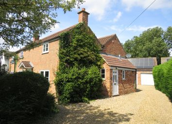 Thumbnail 6 bedroom detached house for sale in High Street, Maxey, Peterborough