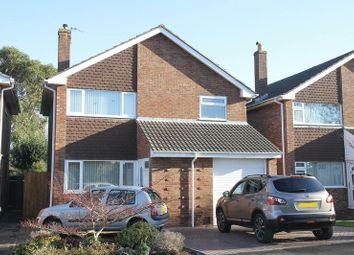 Thumbnail 3 bed detached house for sale in Ashton Close, Clevedon