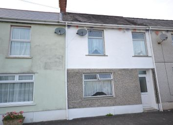 Thumbnail 5 bed terraced house for sale in St. Mary Street, Whitland