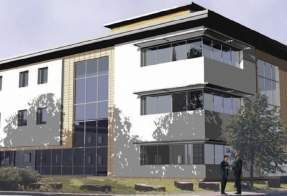 Thumbnail Office for sale in Crewe Business Park, Crewe
