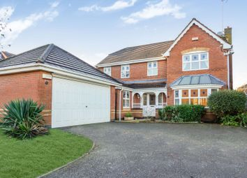 Thumbnail 4 bed detached house for sale in Mallow Way, Bingham