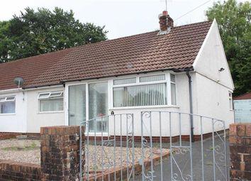 Thumbnail 2 bed semi-detached bungalow for sale in Derwen Close, Waunarlwydd, Swansea