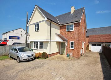 Thumbnail 4 bed detached house for sale in Post Office Cottages, Halstead Road, Eight Ash Green