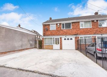 Thumbnail 3 bedroom semi-detached house for sale in Harden Close, Walsall