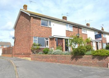 Thumbnail 2 bed end terrace house for sale in Green Close, Didcot