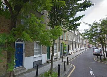 Thumbnail 1 bed flat to rent in Parfett Street, London