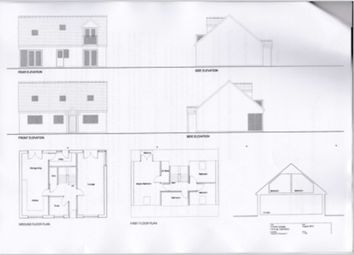 Thumbnail Land for sale in Pontrug, Caernarfon