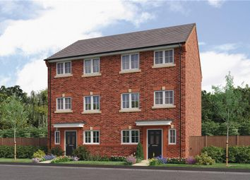 "Thumbnail 4 bed semi-detached house for sale in ""Hardy"" at Honeywell Lane, Barnsley"