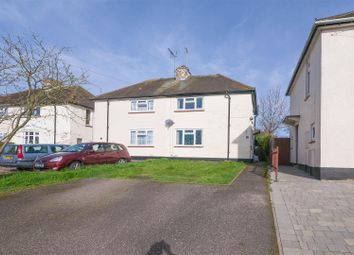 Thumbnail 2 bed semi-detached house for sale in Mount Road, Hertford