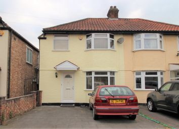 Thumbnail 3 bed semi-detached house for sale in Mount Avenue, Chingford