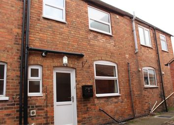 Thumbnail 2 bed terraced house for sale in Gilmorton Road, Lutterworth