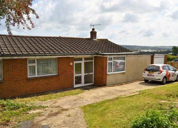 Thumbnail 3 bed detached bungalow for sale in Horsebridge Hill, Newport