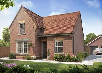 "Thumbnail 4 bed bungalow for sale in ""Melbourne"" at Chalton Lane, Clanfield, Waterlooville"